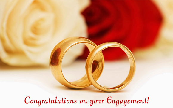 top congratulations on your engagement for you