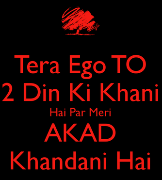 Top 20 Attitude Status For Whatsapp Ego Status For You