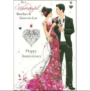 Top 10 Anniversary Wishes To Brother And Sister In Law