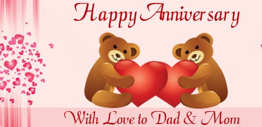 Top 10+ Anniversary Wishes For Parents