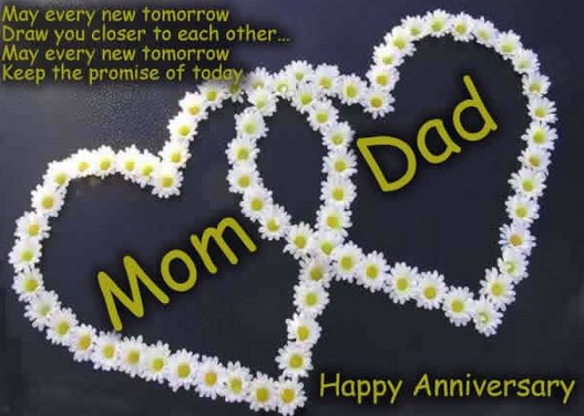 Top 10 Anniversary Wishes For Parents