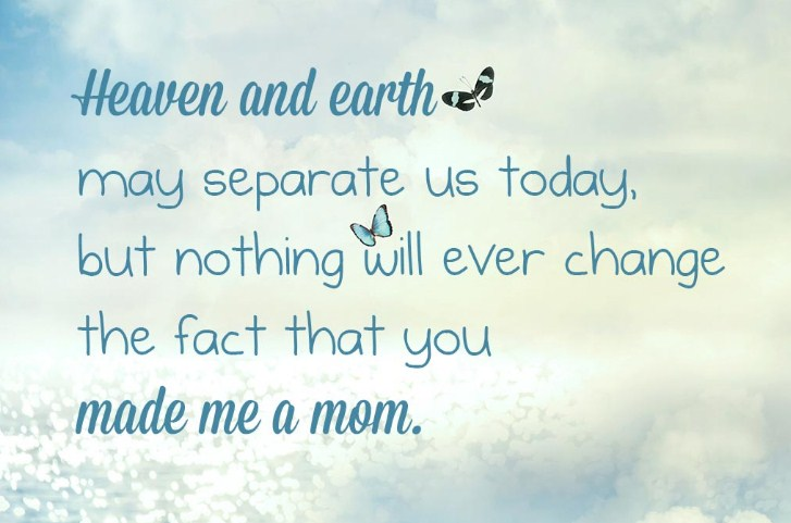 Birthday Wishes For Mom In Heaven 2017 Franksms