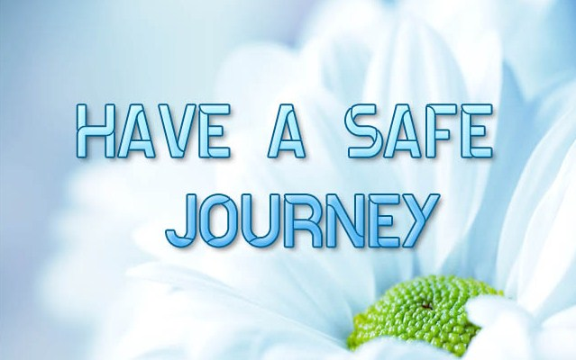 Happy And Safe Journey Wishes 2017 Franksms