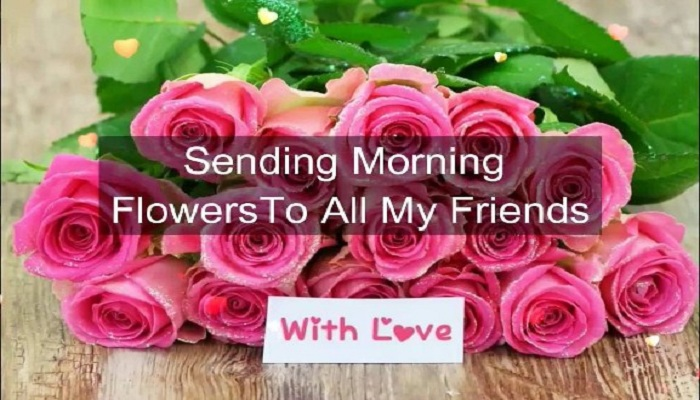 Best Wishes Flowers Flowers Good Morning Wishes Franksms